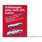 MK3 Jetta & Golf Bentley Manual DVD