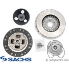 MK2 8V 210mm Clutch Kit
