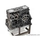 BEU BJC BXT BEQ Industrial Engine Short Block
