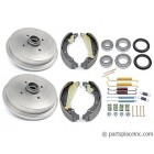 MK1 MK2 MK3 200mm Rear Drum Brake Kit