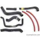 MK1 Rabbit & Jetta Diesel Cooling Hose Kit - Rubber