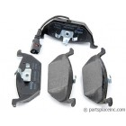 MK4 2.0L and TDI Front Brake Pads With Sensor
