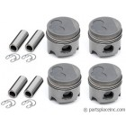 1.6L Turbo Diesel Piston Set +.040