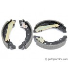 180mm Drum Brake Shoes