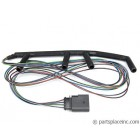 ALH TDI 4 Wire Glow Plug Harness