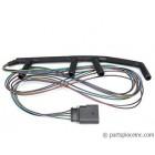 ALH TDI 4 Wire Glow Plug Harness