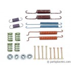 180mm Drum Brake Spring Kit