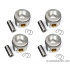 Common Rail TDI Piston Set