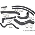 MK1 Rabbit & Jetta Diesel Cooling Hose Kit - Silcone