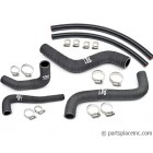 Scirocco & Cabriolet Silicone Coolant Hose Kit