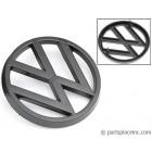 Black Grille Emblem