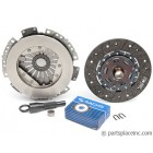 Beetle and Bus 200mm Clutch Kit