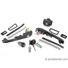 MK2 Golf Door Handle and Lock Set With Keys