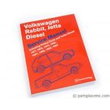 MK1 Diesel Bentley Repair Manual