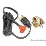 Freeze Plug Style Block Heater