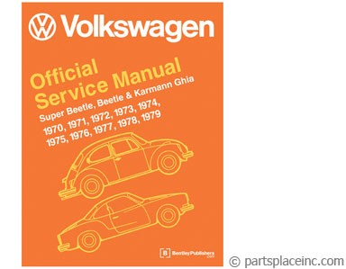 Beetle Bentley Repair Manual