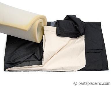 Cabriolet Top Padding Set