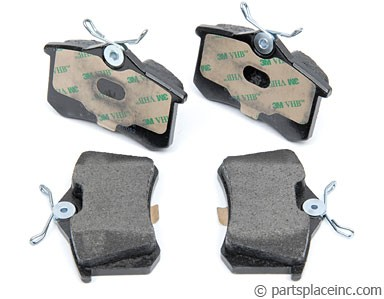 MK2 MK3 and MK4 Rear Brake Pads