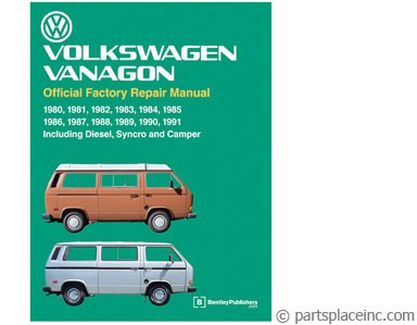 Vanagon Bentley Repair Manual