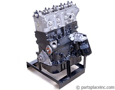 1.6L Diesel Engine Long Block 12mm Hydraulic