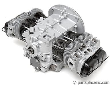Beetle Engine 1600cc Dual Port Long Block