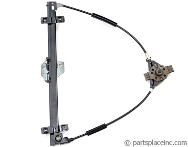MK2 Jetta & Golf Passenger Side Front Manual Window Regulator