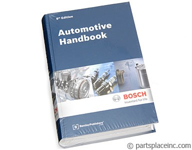 Bosch Automotive Reference Handbook
