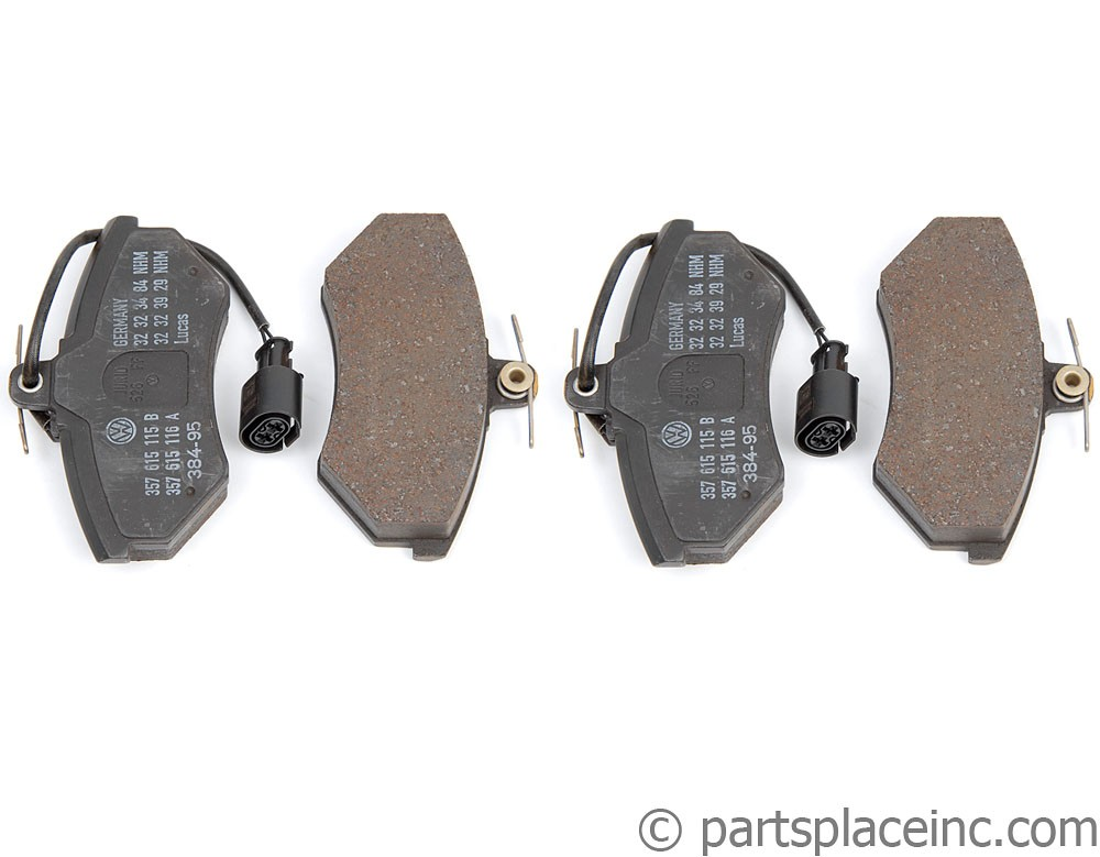 Corrado and Passat Front Brake Pads