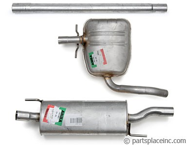 MK3 Golf 2.0L Exhaust System