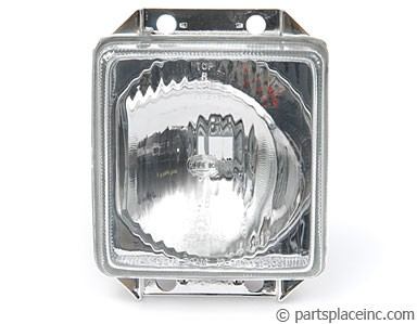 Vanagon Driver Side High Beam Headlight