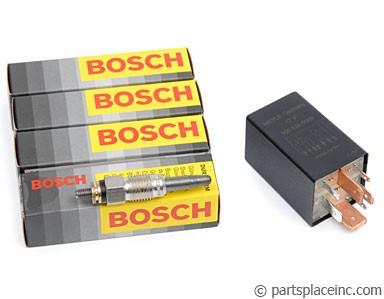 1.6L Diesel Glow Plug Kit