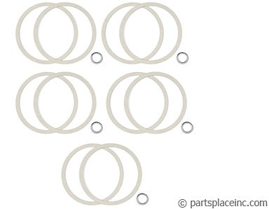 Bus Oil Change Gasket Set - 5 Pack