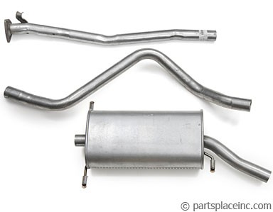 Cabriolet Exhaust System