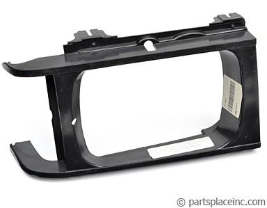 Fox Passenger Side Headlight Bezel