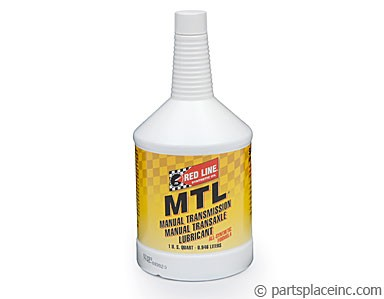Red Line MTL synthetic transmission gear oil
