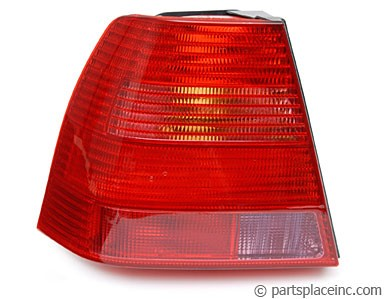 MK4 Jetta Driver Side Tail Light 99-03
