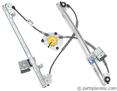 MK4 Jetta & Golf Driver Side Front Power Window Regulator