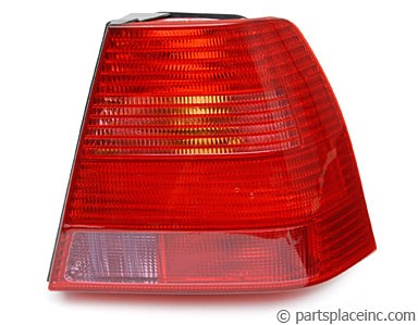 MK4 Jetta Passenger Side Tail Light 99-03