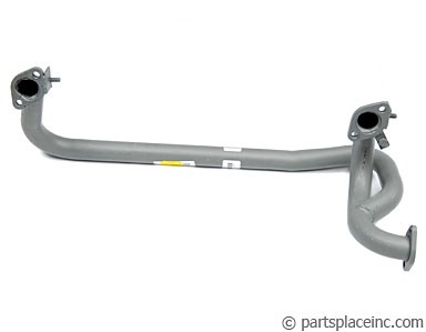 Vanagon 1.9L Wasserboxer Rear Exhaust Header Pipe