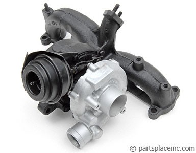 ALH TDI Turbocharger - Reman