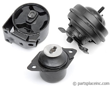 MK2 Jetta & Golf 8V Gas Engine Mount Kit
