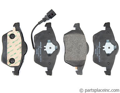 MK4 1.8T and VR6 Front Brake Pads