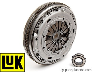 MK4 228mm Luk Dual Mass Flywheel and Clutch Kit