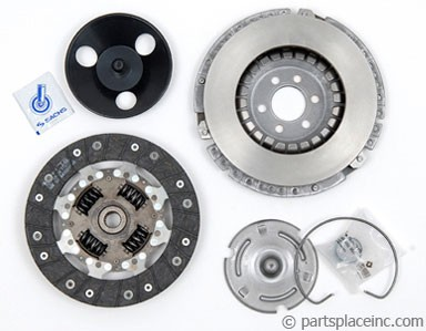 MK4 TDI 219mm Clutch Kit