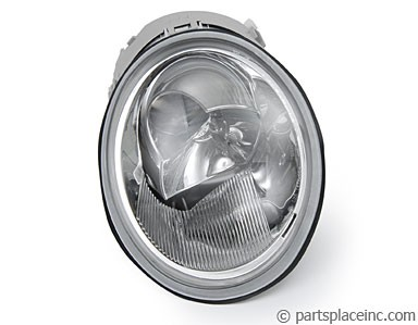 New Beetle Driver Side Headlight 98-05