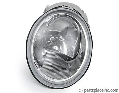 New Beetle Passenger Side Headlight 98-05