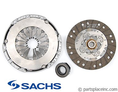 MK4 TDI 228mm Clutch Kit