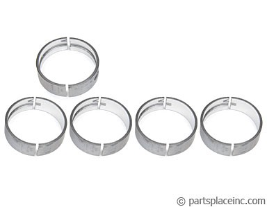 Water Cooled Main Bearing Set 86-06 Std