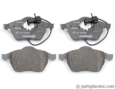 B5 Passat Front Brake Pads With Sensor