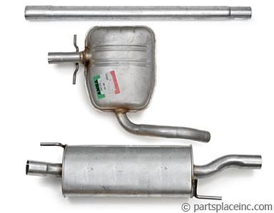 MK3 Golf 2.0L Exhaust System
